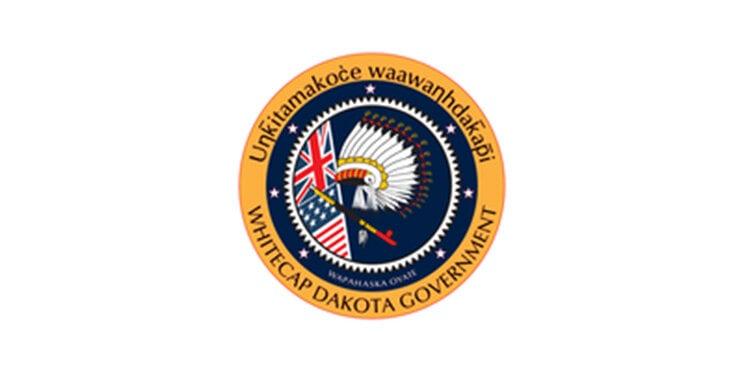 Whitecap Dakota Government logo